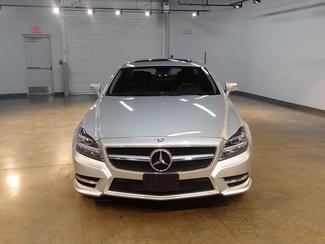 2013 Mercedes-Benz CLS-Class CLS550 Little Rock, Arkansas 1
