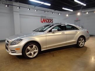 2013 Mercedes-Benz CLS-Class CLS550 Little Rock, Arkansas 2
