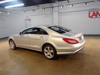 2013 Mercedes-Benz CLS-Class CLS550 Little Rock, Arkansas 4