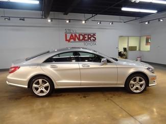 2013 Mercedes-Benz CLS-Class CLS550 Little Rock, Arkansas 7