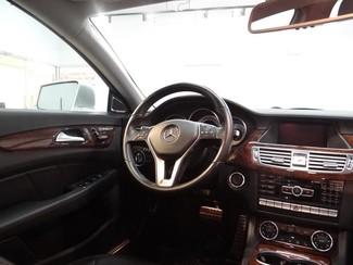 2013 Mercedes-Benz CLS-Class CLS550 Little Rock, Arkansas 8