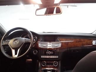 2013 Mercedes-Benz CLS-Class CLS550 Little Rock, Arkansas 9