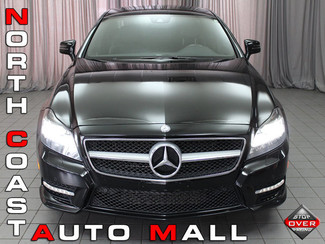 2013 Mercedes-Benz CLS550 4dr Coupe CLS550 4MATIC in Akron, OH