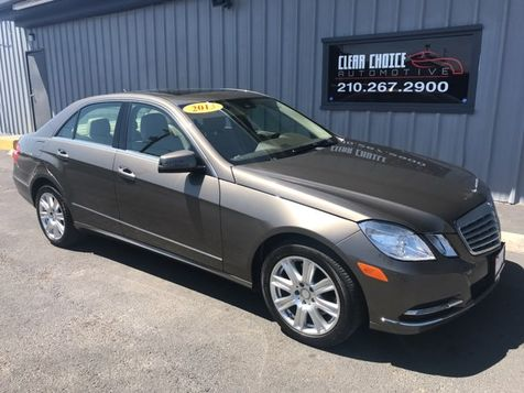 2013 Mercedes-Benz E 350 Luxury in San Antonio, TX