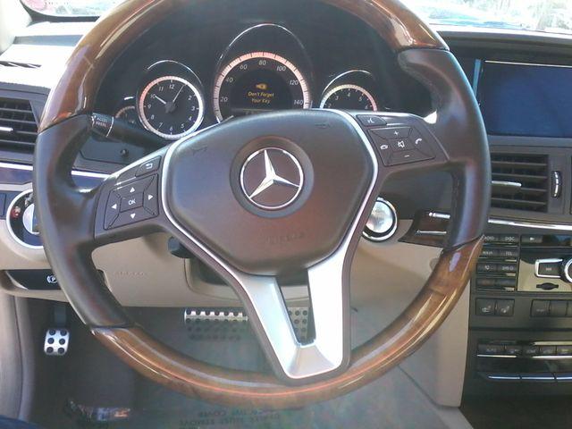 2013 Mercedes-Benz E 550 San Antonio, Texas 21