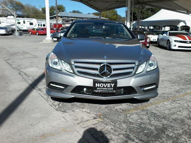 2013 Mercedes-Benz E 550 San Antonio, Texas 2