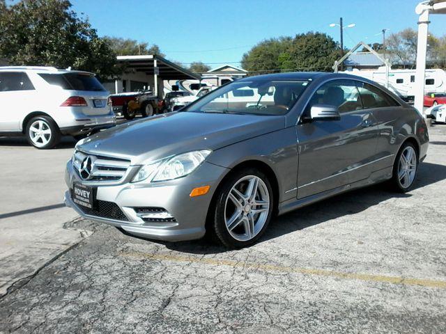 2013 Mercedes-Benz E 550 San Antonio, Texas 3