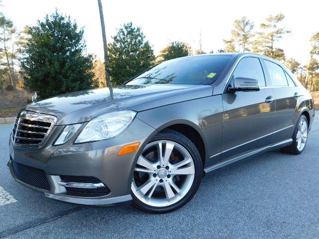 2013 Mercedes-Benz E 350 Luxury | Douglasville, GA | West Georgia Auto Brokers in Douglasville GA