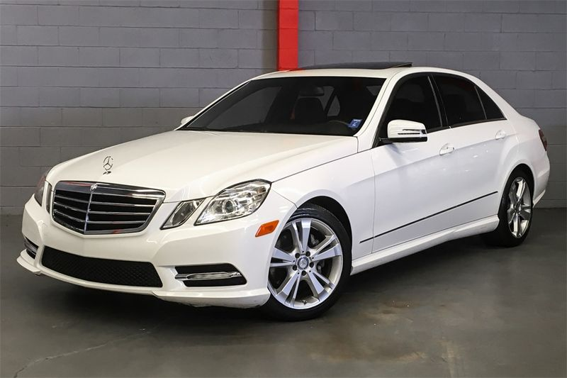 2013 Mercedes-Benz E-Class E 350  city CA  M Sport Motors  in Walnut Creek, CA
