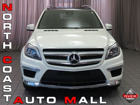 2013 Mercedes-Benz GL 550 4MATIC 4dr GL 550 in Akron, OH