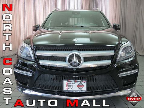 2013 Mercedes-Benz GL 550 GL 550 4MATIC 4dr GL550 in Akron, OH