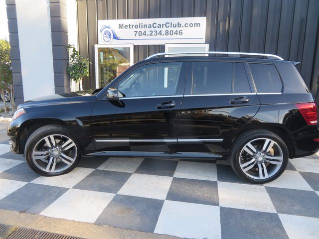 2013 Mercedes-Benz GLK 350 Charlotte-Matthews, North Carolina 1