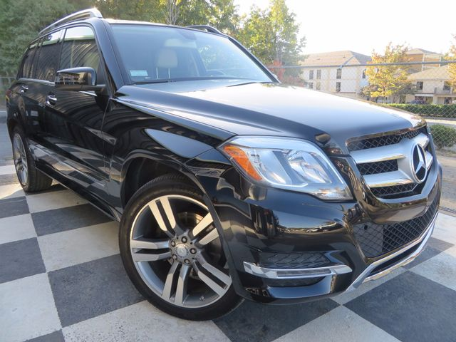 2013 Mercedes-Benz GLK 350 Charlotte-Matthews, North Carolina 4