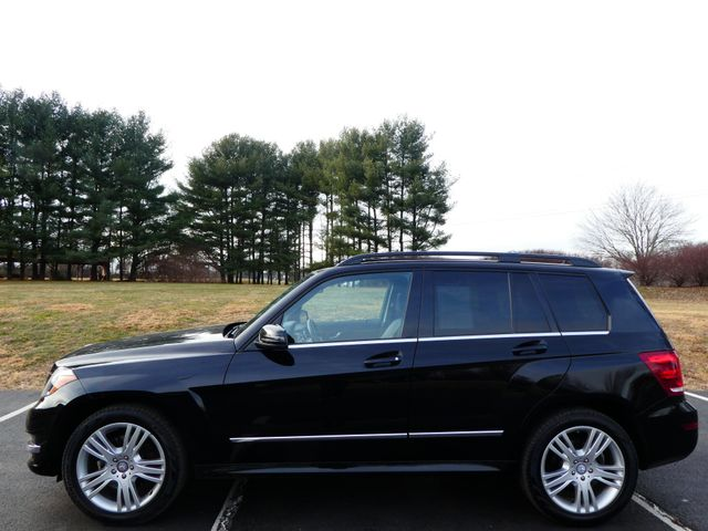 2013 Mercedes-Benz GLK350 4MATIC Leesburg, Virginia 8