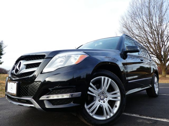 2013 Mercedes-Benz GLK350 4MATIC Leesburg, Virginia 2