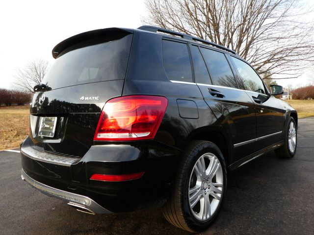 2013 Mercedes-Benz GLK350 4MATIC Leesburg, Virginia 4