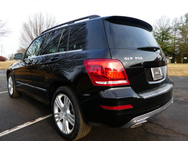 2013 Mercedes-Benz GLK350 4MATIC Leesburg, Virginia 6