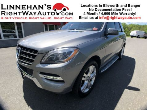 2013 Mercedes-Benz ML 350  in Bangor