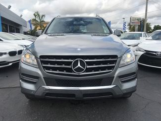 2013 Mercedes-Benz ML 350 ML 350 Hialeah, Florida 1