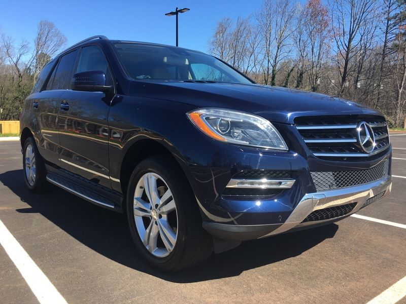 2013 Mercedes-Benz ML 350 ML 350  city GA  Malones Automotive  in Marietta, GA