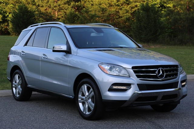 2013 Mercedes-Benz ML 350 Mooresville, North Carolina 0