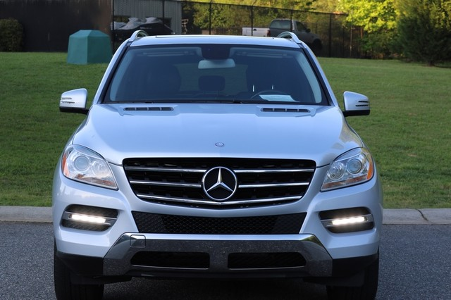 2013 Mercedes-Benz ML 350 Mooresville, North Carolina 1