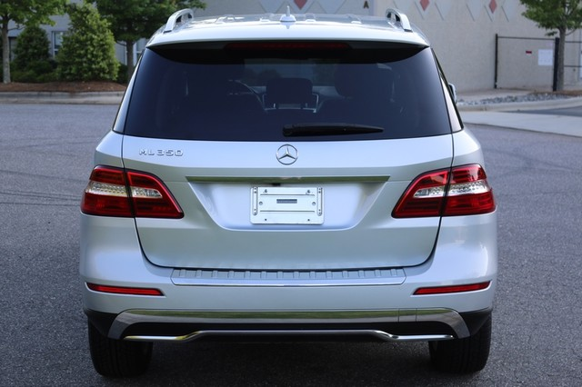 2013 Mercedes-Benz ML 350 Mooresville, North Carolina 4