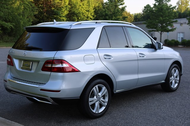 2013 Mercedes-Benz ML 350 Mooresville, North Carolina 5