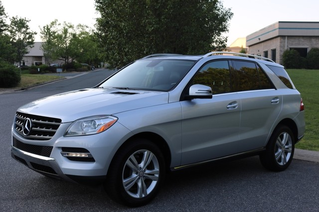 2013 Mercedes-Benz ML 350 Mooresville, North Carolina 61