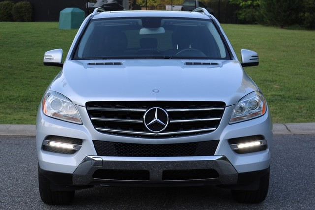 2013 Mercedes-Benz ML 350 Mooresville, North Carolina 70