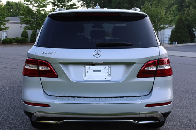 2013 Mercedes-Benz ML 350 Mooresville, North Carolina 65