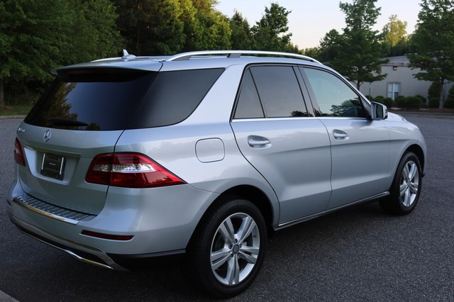 2013 Mercedes-Benz ML 350 Mooresville, North Carolina 66