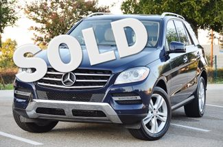2013 Mercedes-Benz ML 350  AUTO - 33K MILES - NAVI - HTD STS - SUNROOF Reseda, CA