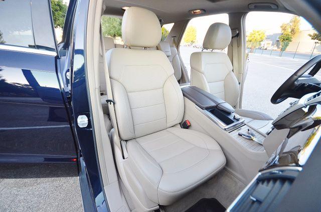 2013 Mercedes-Benz ML 350  AUTO - 33K MILES - NAVI - HTD STS - SUNROOF Reseda, CA 44