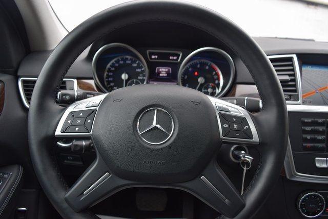 2013 Mercedes-Benz ML 350 ML 350 Richmond Hill, New York 37