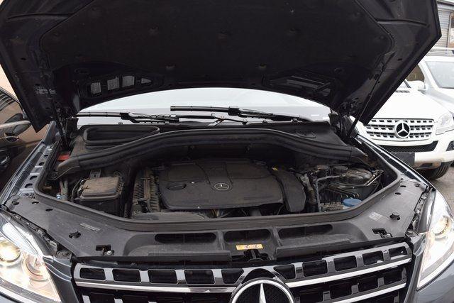 2013 Mercedes-Benz ML 350 ML 350 Richmond Hill, New York 7