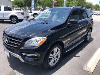 2013 Mercedes-Benz ML 350   city TX  Clear Choice Automotive  in San Antonio, TX