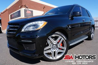 2013 Mercedes-Benz ML63 AMG ML Class 63 Bi-Turbo Performance Pkg SUV | MESA, AZ | JBA MOTORS in Mesa AZ