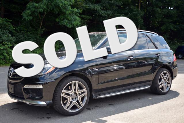 Used 2013 Mercedes-Benz ML63 AMG, $39995
