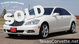 2013 Mercedes-Benz S 550 in Lubbock Texas