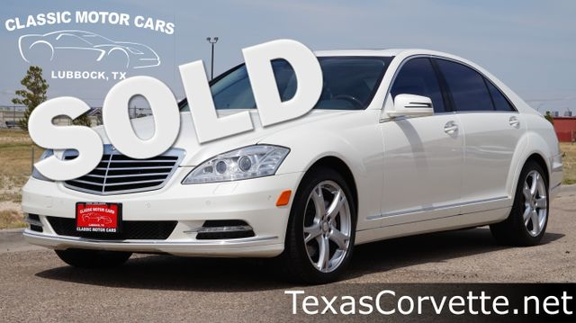 2013 Mercedes-Benz S 550  | Lubbock, Texas | Classic Motor Cars