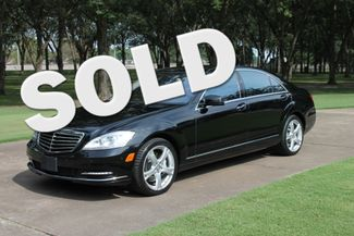 2013 Mercedes-Benz S 550 4Matic in Marion, Arkansas