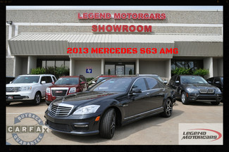 2013 Mercedes-Benz S63 AMG P3 pkg in Garland