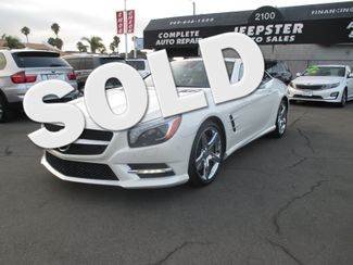 2013 Mercedes-Benz SL 550 Convertible Costa Mesa, California