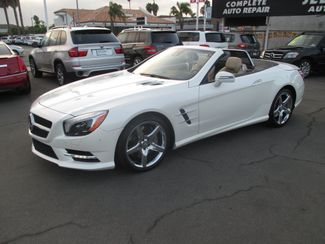 2013 Mercedes-Benz SL 550 Convertible Costa Mesa, California 2