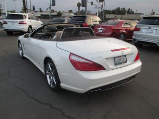 2013 Mercedes-Benz SL 550 Convertible Costa Mesa, California 4