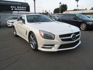 2013 Mercedes-Benz SL 550 Convertible Costa Mesa, California 3