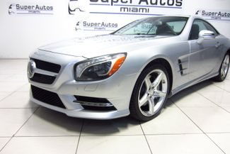 2013 Mercedes-Benz SL 550 Premium Package Doral (Miami Area), Florida 8