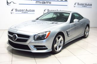 2013 Mercedes-Benz SL 550 Premium Package Doral (Miami Area), Florida 1