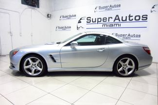 2013 Mercedes-Benz SL 550 Premium Package Doral (Miami Area), Florida 7